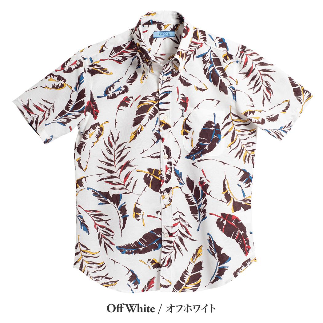 かりゆしウェア(沖縄版アロハシャツ) MAJUN - イータブルプラント