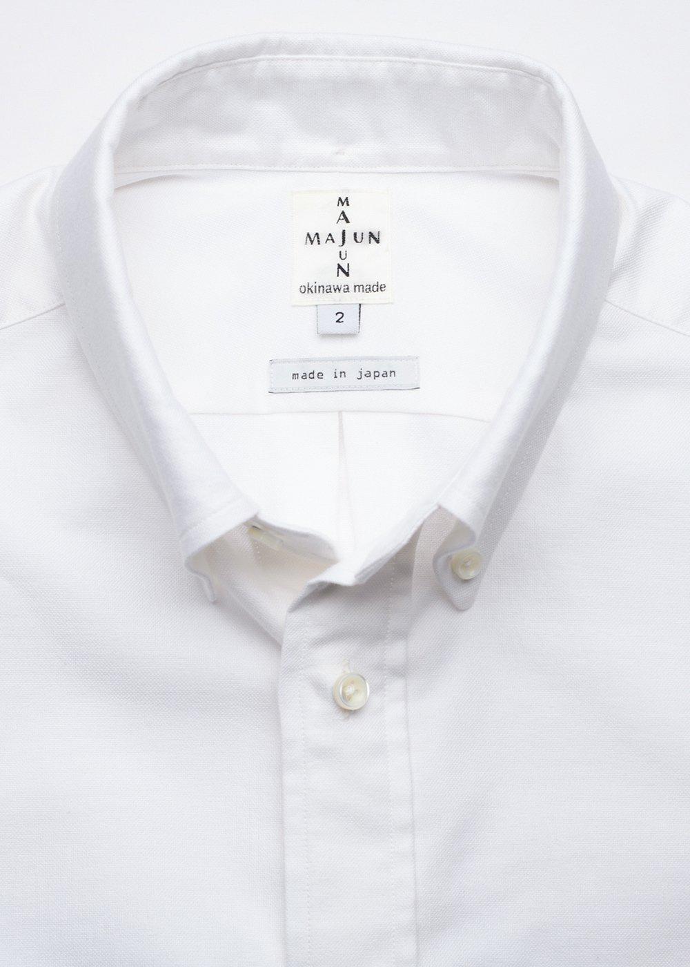 かりゆしウェア(沖縄版アロハシャツ) MAJUN - リゾートエンブロイダリー