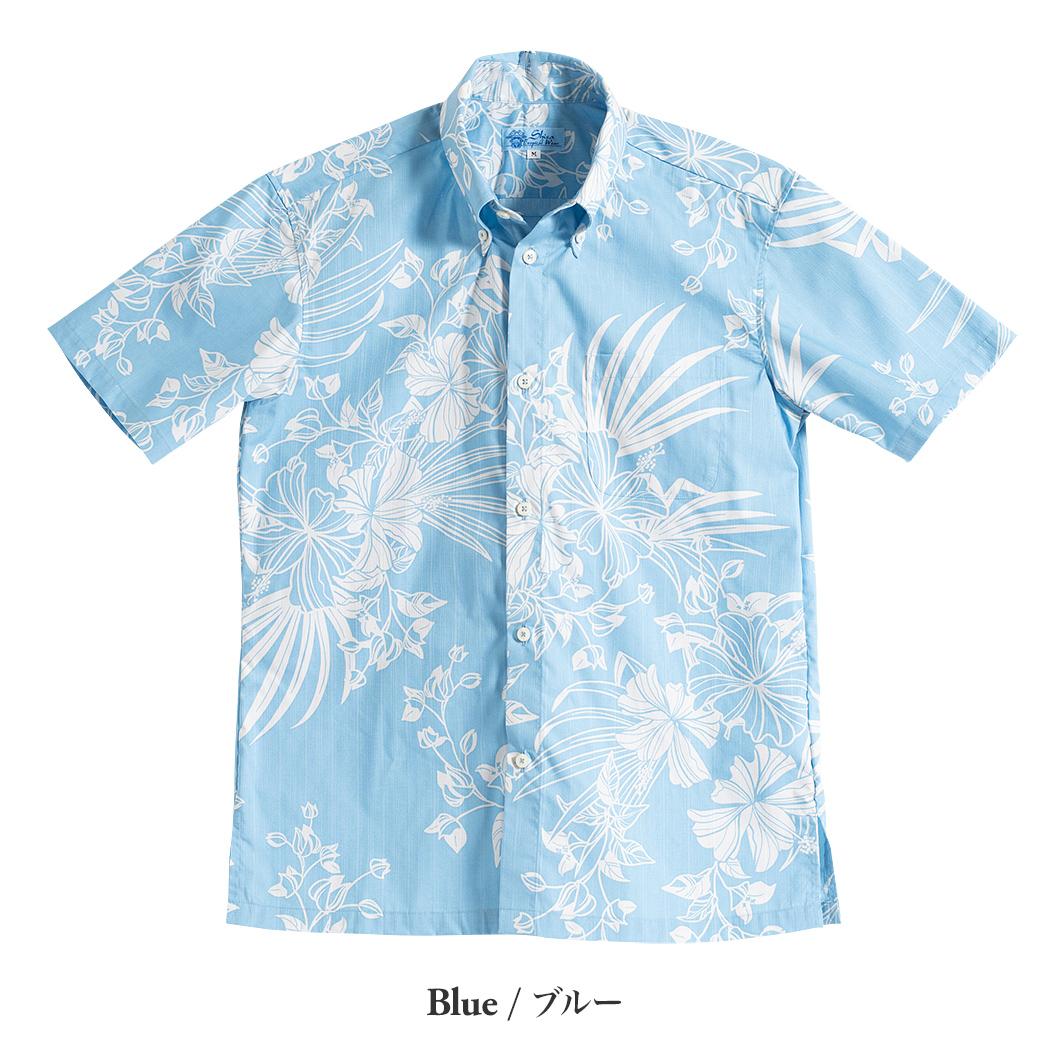かりゆしウェア(沖縄版アロハシャツ) MAJUN - リゾートガーデン