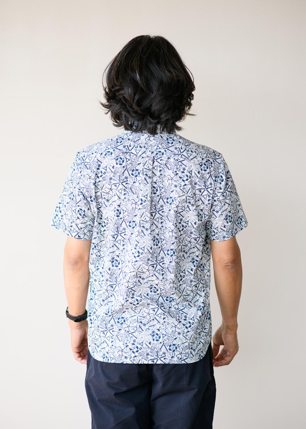 かりゆしウェア(沖縄版アロハシャツ) MAJUN - タンカーユーエー