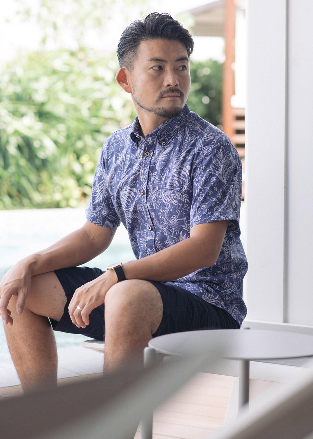 かりゆしウェア(沖縄版アロハシャツ) MAJUN - ドリームプラネット
