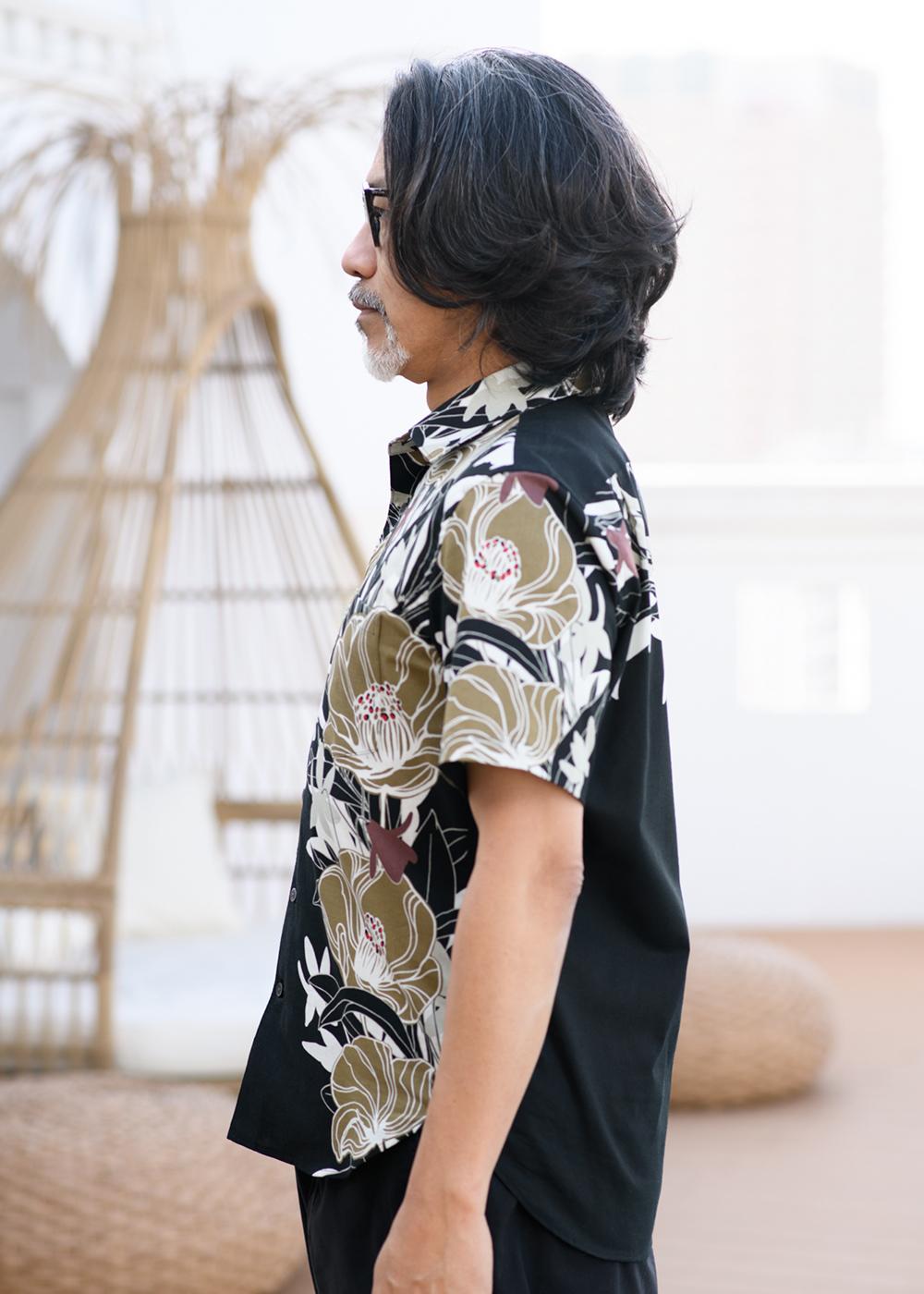 かりゆしウェア(沖縄版アロハシャツ) MAJUN - カミューリアーク